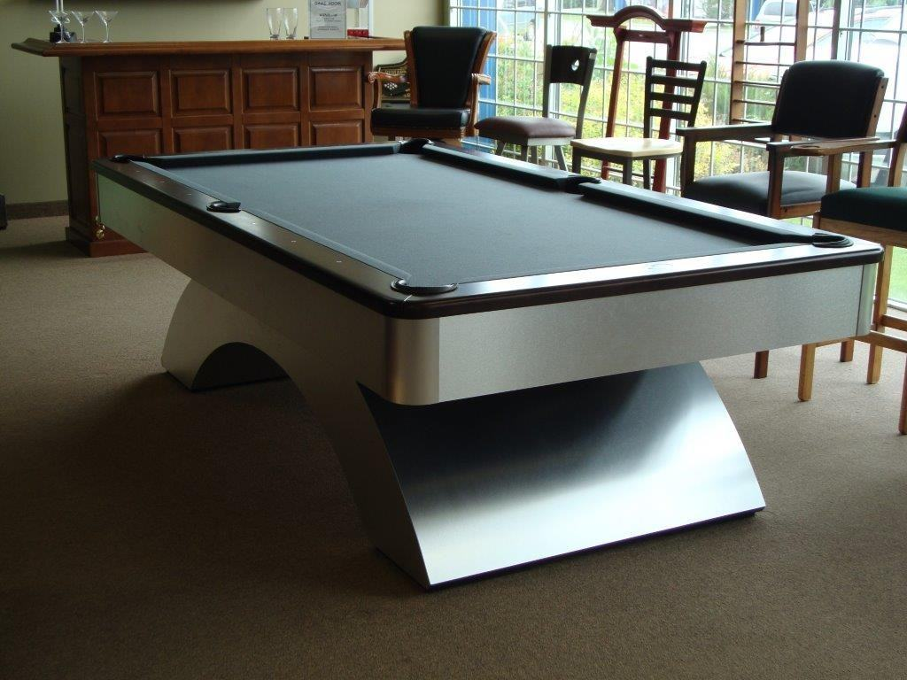 Used 8 Olhausen Waterfall Pool Table